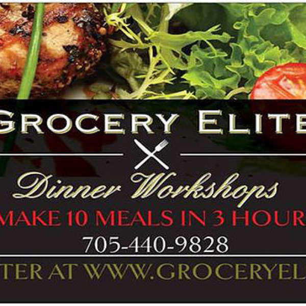 Grocery Elite Dinner Workshops