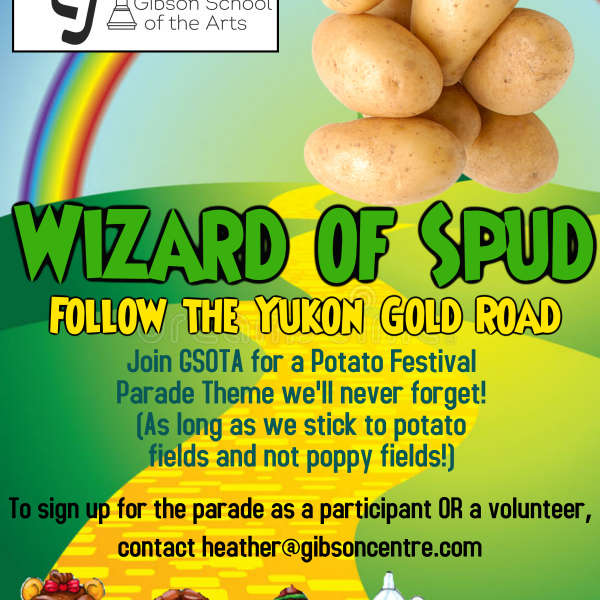 Join GSOTA in the Potato Parade!!