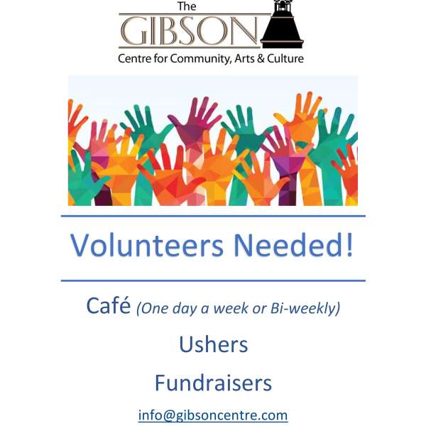 Looking for Volunteers!
